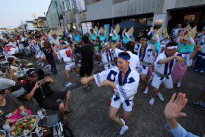 阿波踊りヨットレース