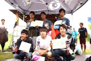 関西新人選手権第1戦