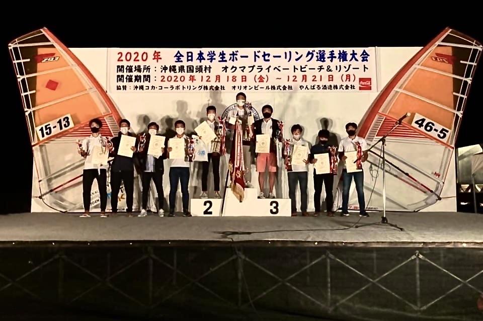 全日本学生ボードセーリング選手権大会